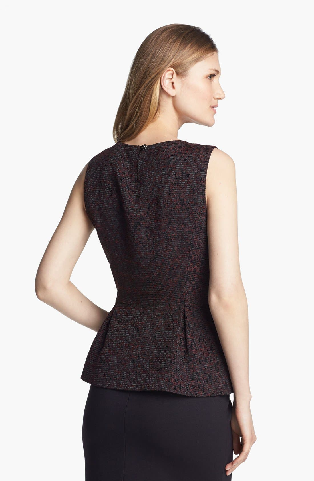 Alternate Image 2  - Classiques Entier® 'Lucca' Embellished Blouse