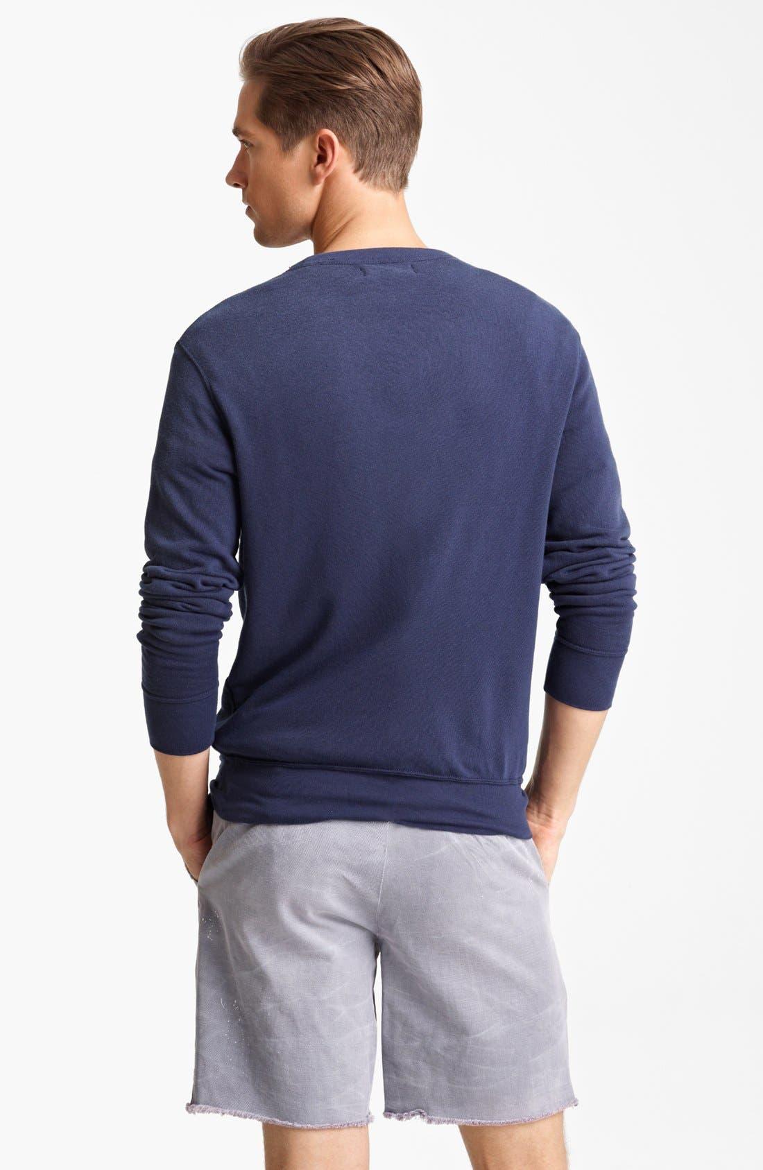 Alternate Image 2  - Polo Ralph Lauren Sweat Shirt