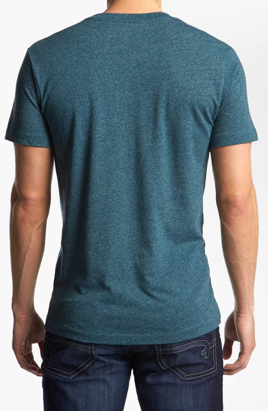 Alternate Image 2  - RVCA 'Bolts' T-Shirt