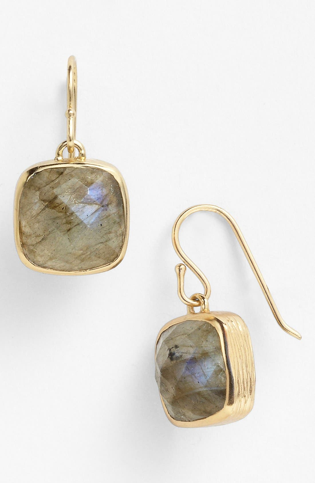 Alternate Image 1 Selected - Melinda Maria 'Simple Stone - Nerissa' Drop Earrings