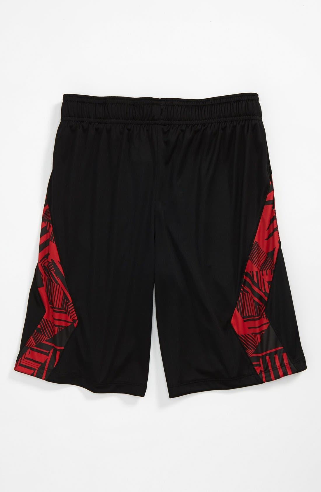 Alternate Image 2  - Under Armour 'Domineer' Shorts (Big Boys)