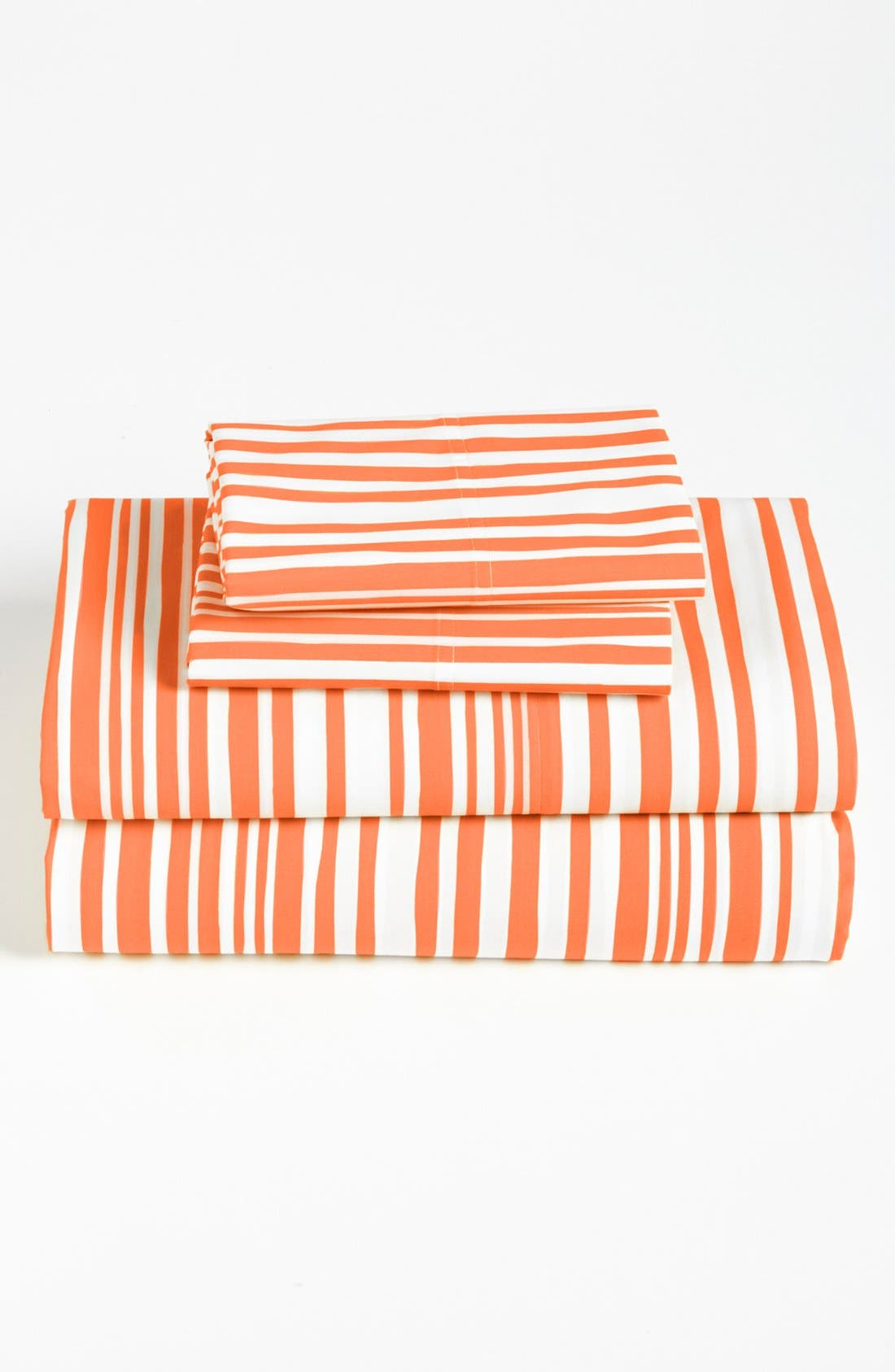 Alternate Image 1 Selected - Nordstrom at Home Mixed Stripe Sheet Set