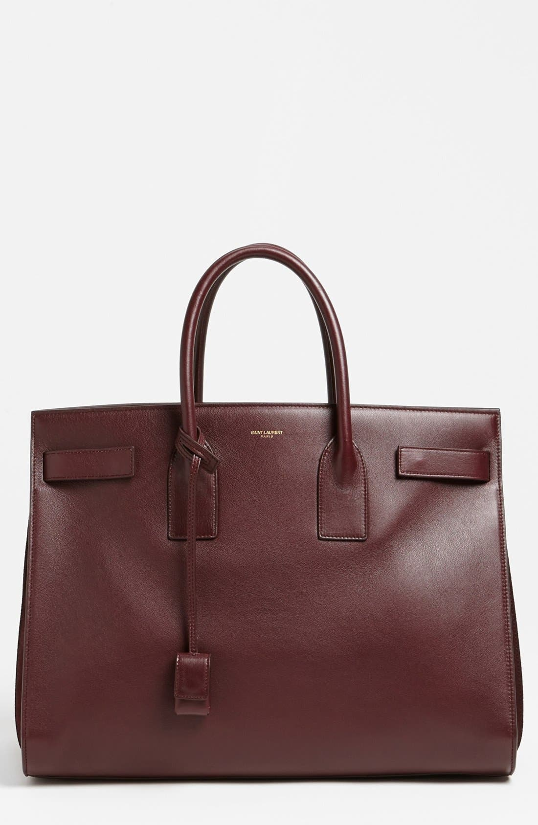 Alternate Image 1 Selected - Saint Laurent 'Sac de Jour' Leather Tote