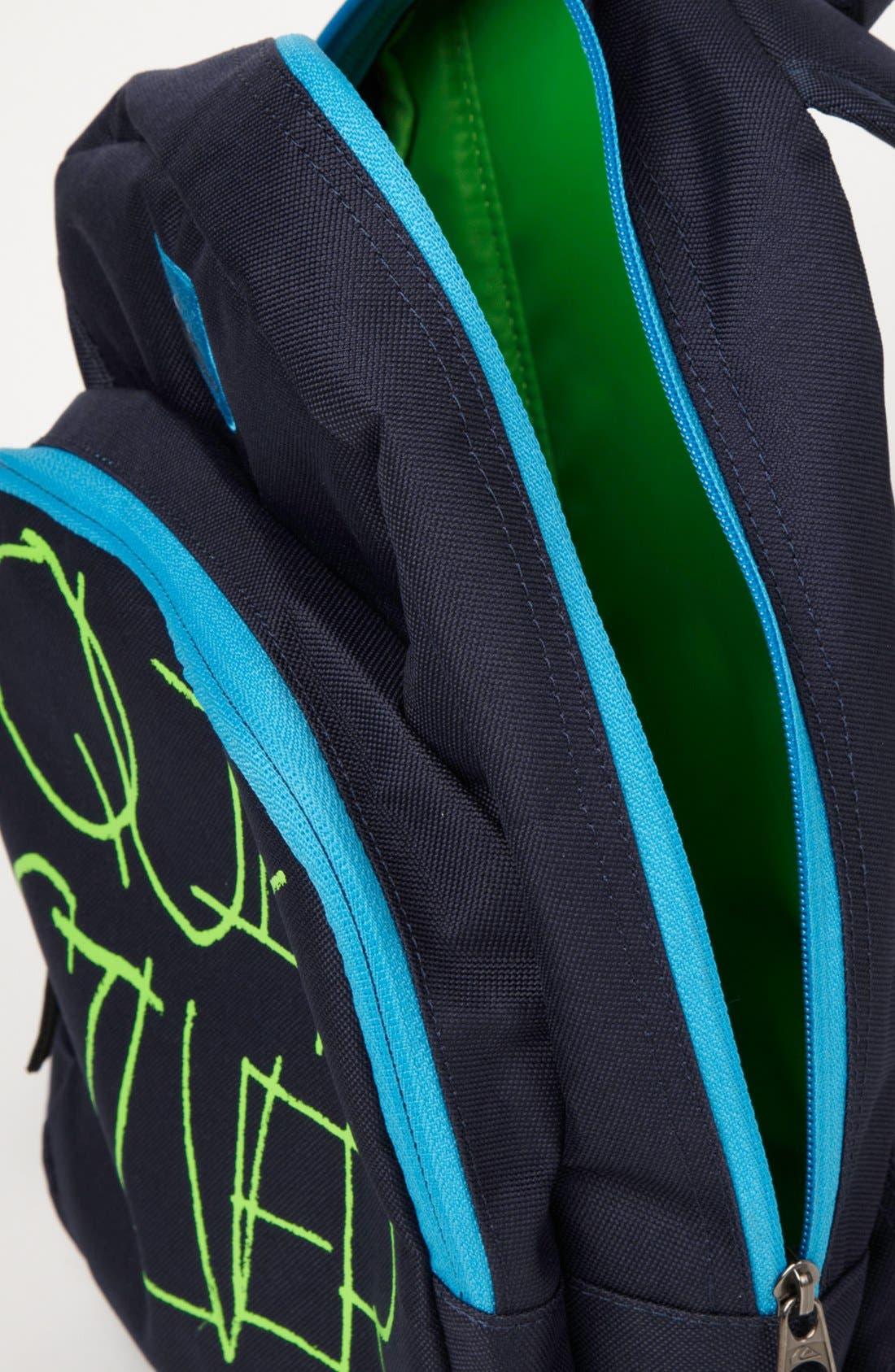 Alternate Image 3  - Quiksilver 'Ankle Biter B' Backpack (Boys)