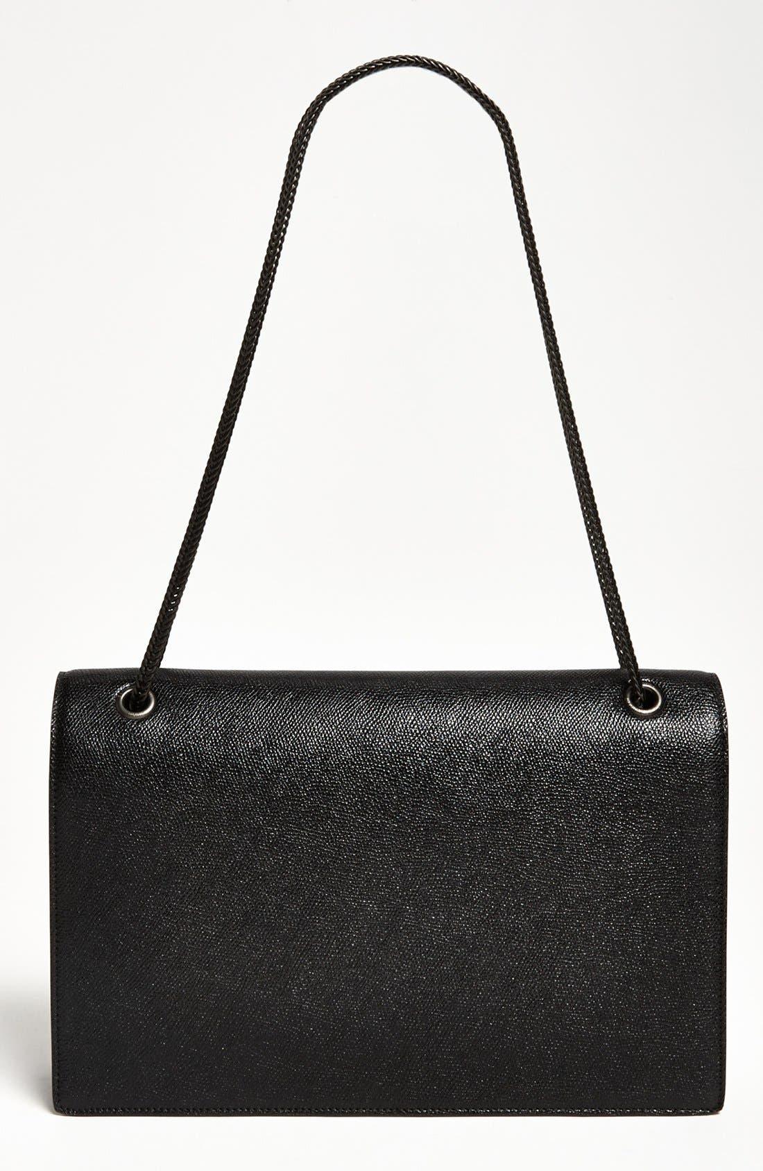 Alternate Image 4  - Saint Laurent 'Betty - Medium' Leather Shoulder Bag
