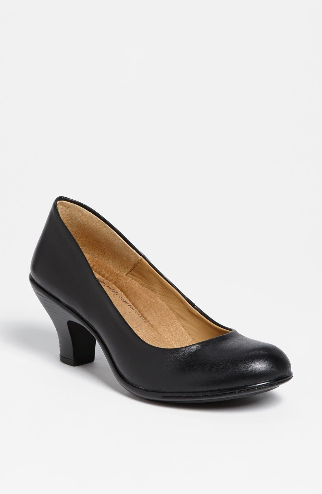 Alternate Image 1 Selected - Softspots 'Salude' Patent Pump