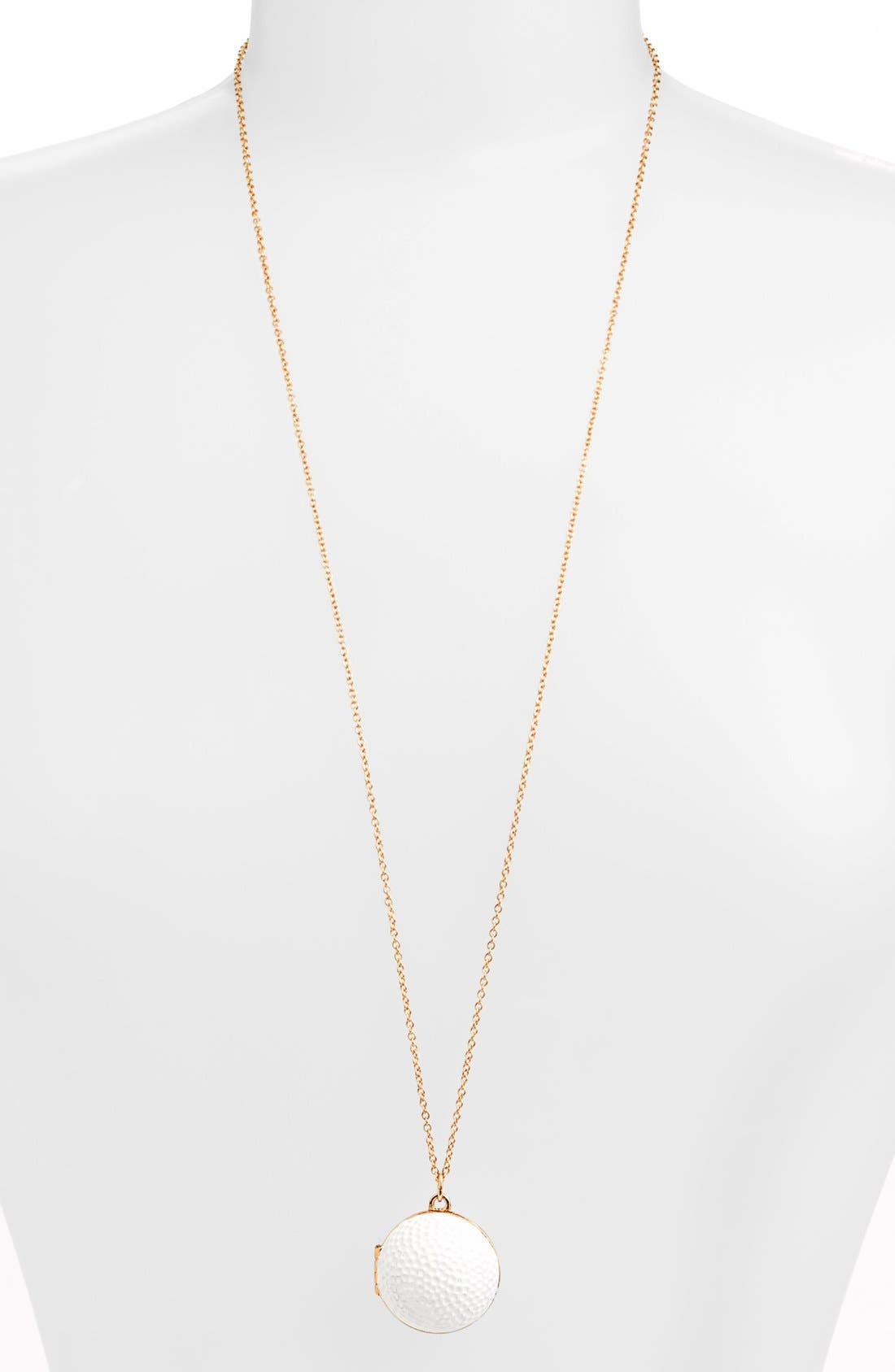 Alternate Image 3  - kate spade new york 'on par' long golf ball pendant necklace