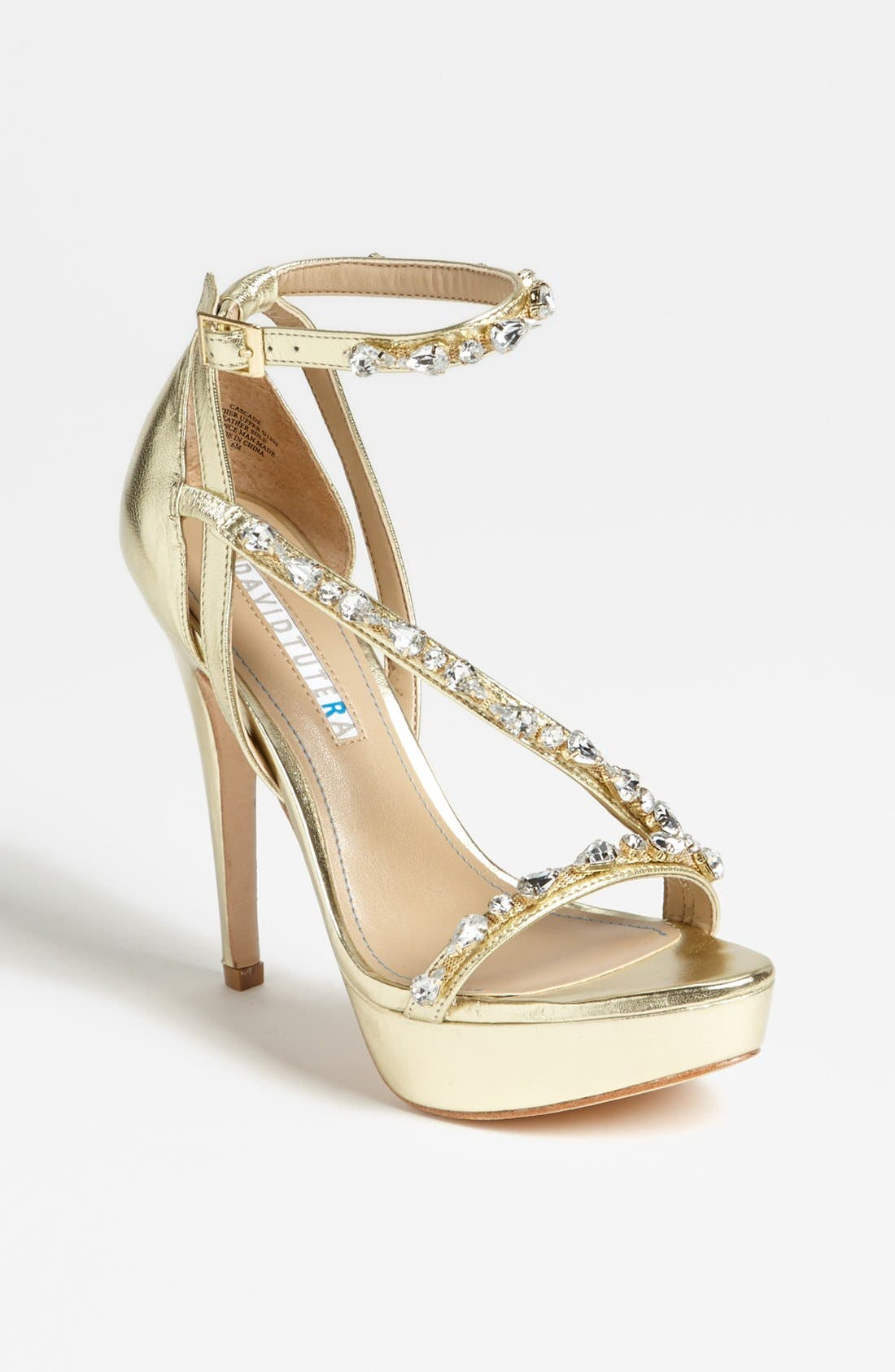 Alternate Image 1 Selected - David Tutera 'Cascade' Pump