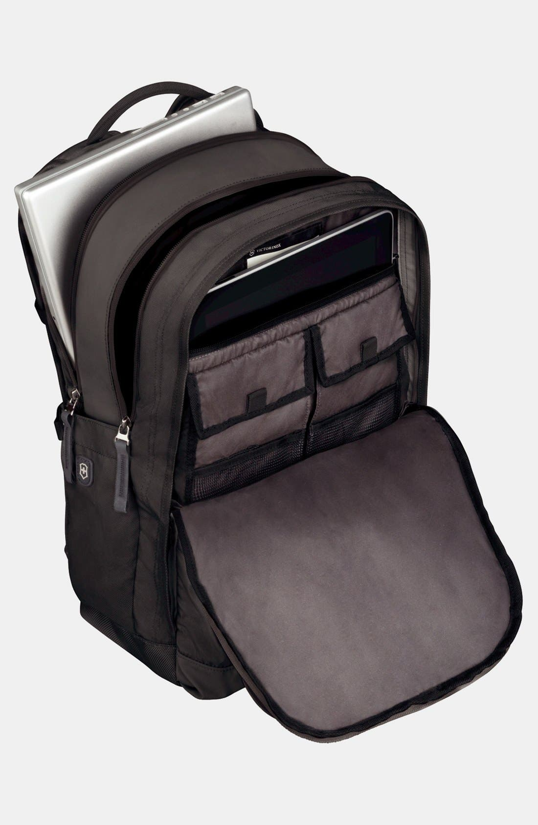 Alternate Image 3  - Victorinox Swiss Army® Dual Compartment Backpack