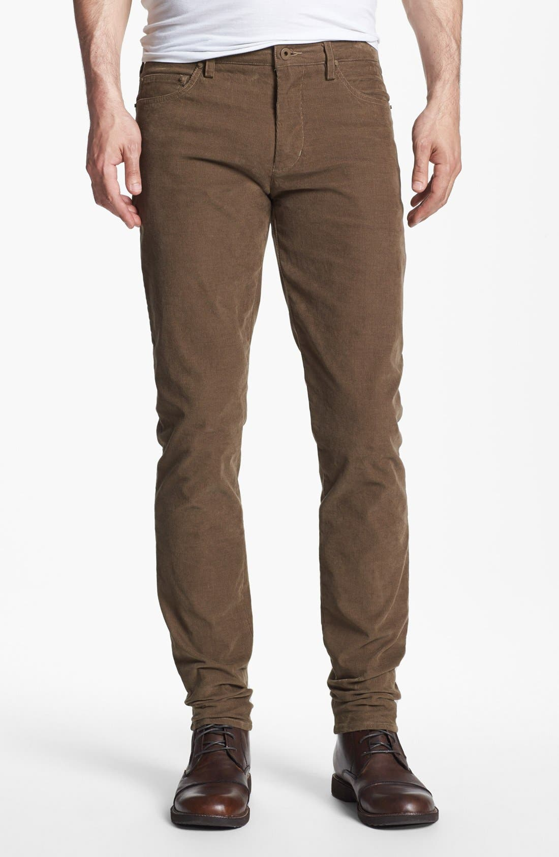 Alternate Image 1 Selected - Vince Five Pocket Corduroy Pants