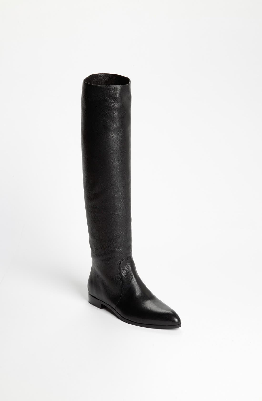 Alternate Image 1 Selected - Prada Pointy Toe Over the Knee Boot