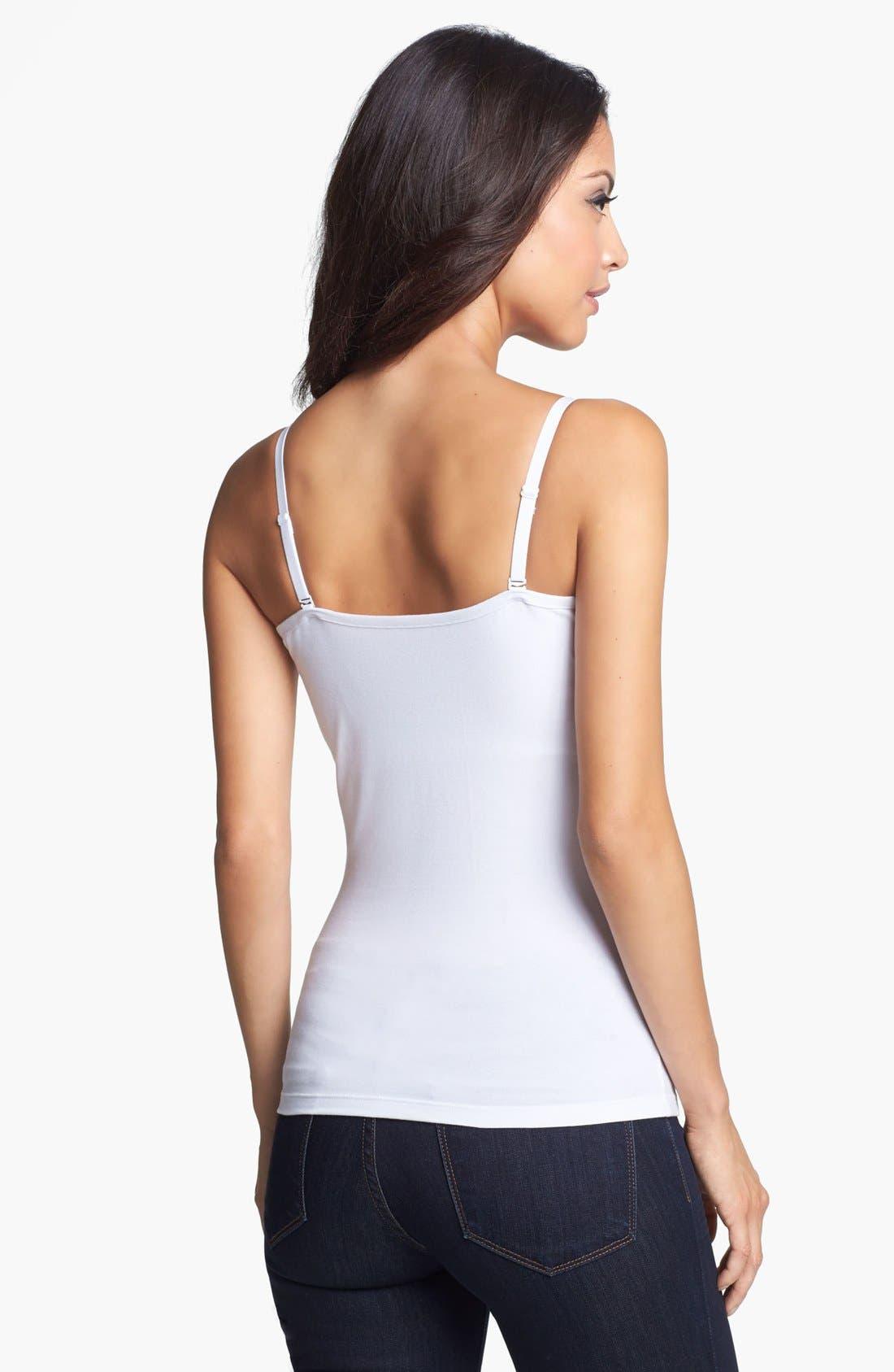 Alternate Image 2  - Yummie 'Regean' Convertible Strap Camisole