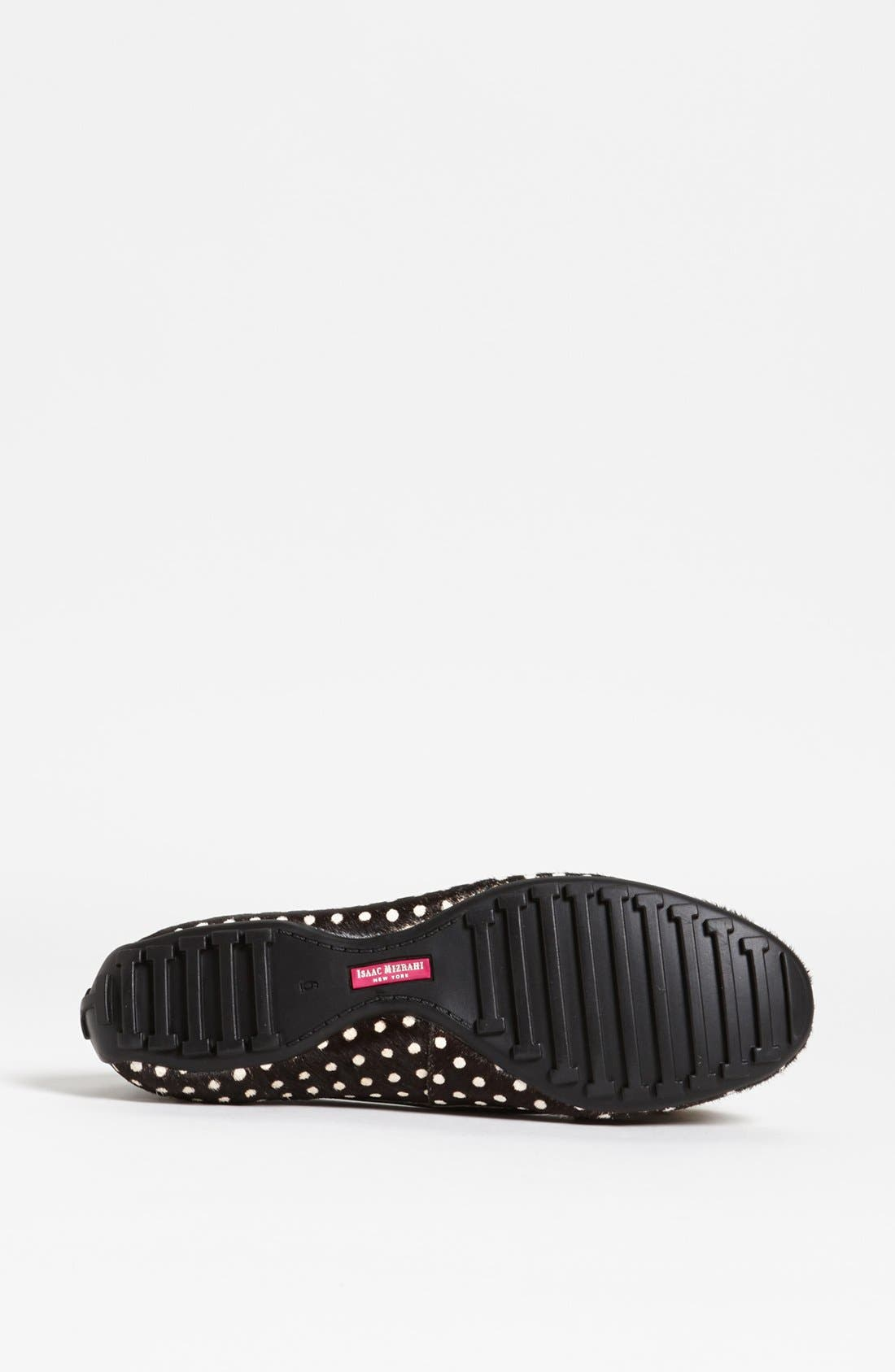 Alternate Image 4  - Isaac Mizrahi New York 'Pansylee' Flat