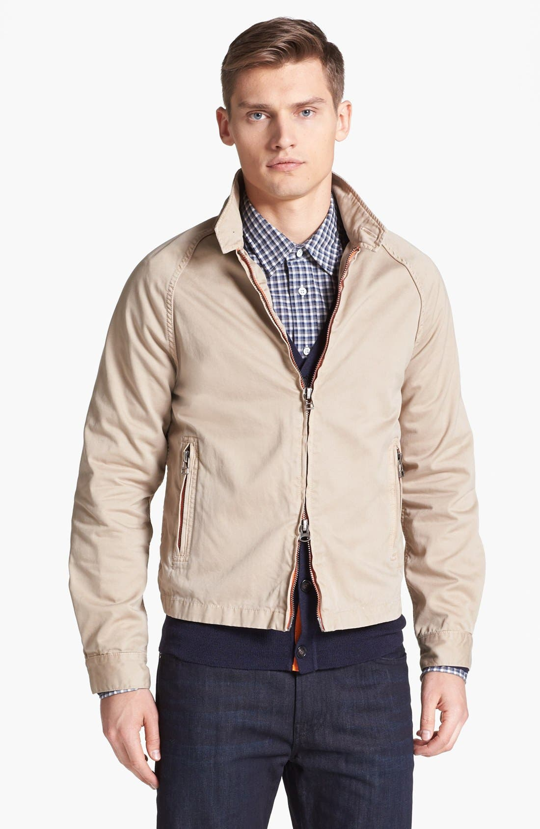 Alternate Image 1 Selected - Jack Spade 'Wilcox' Jacket