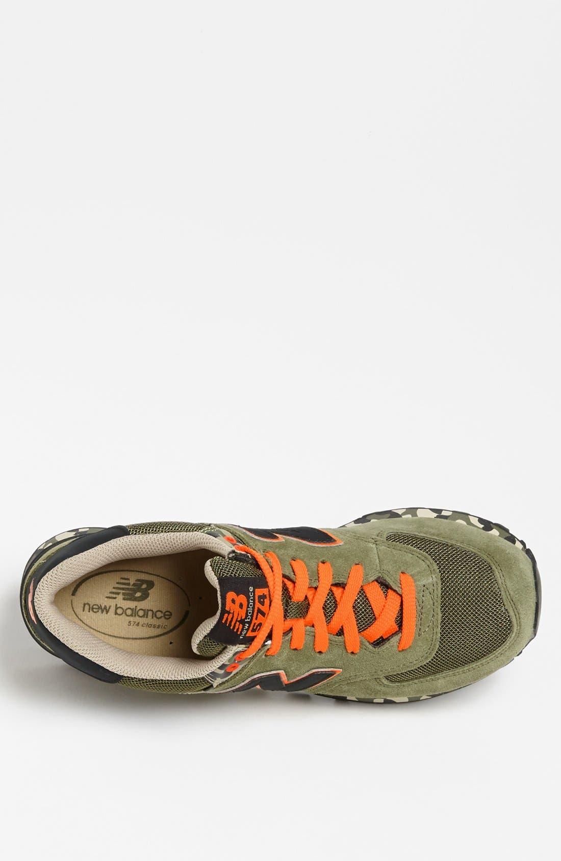 Alternate Image 3  - New Balance '574 Camo' Sneaker (Men)