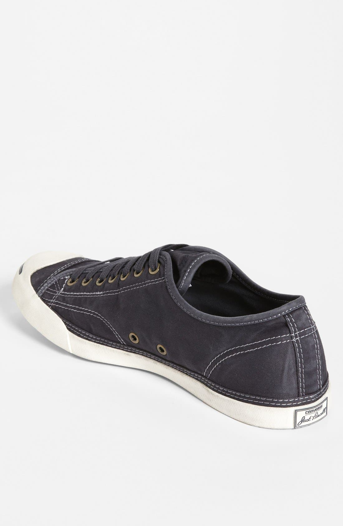 Alternate Image 2  - Converse 'Jack Purcell LP' Slip-On Sneaker (Men)