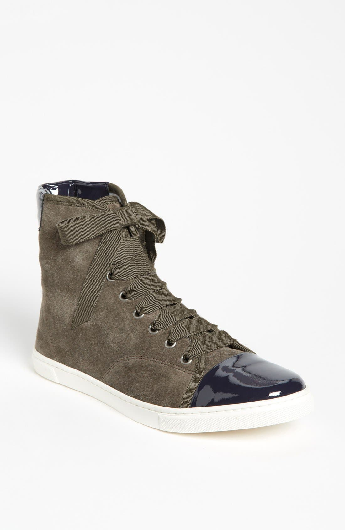 Alternate Image 1 Selected - Lanvin High Top Sneaker