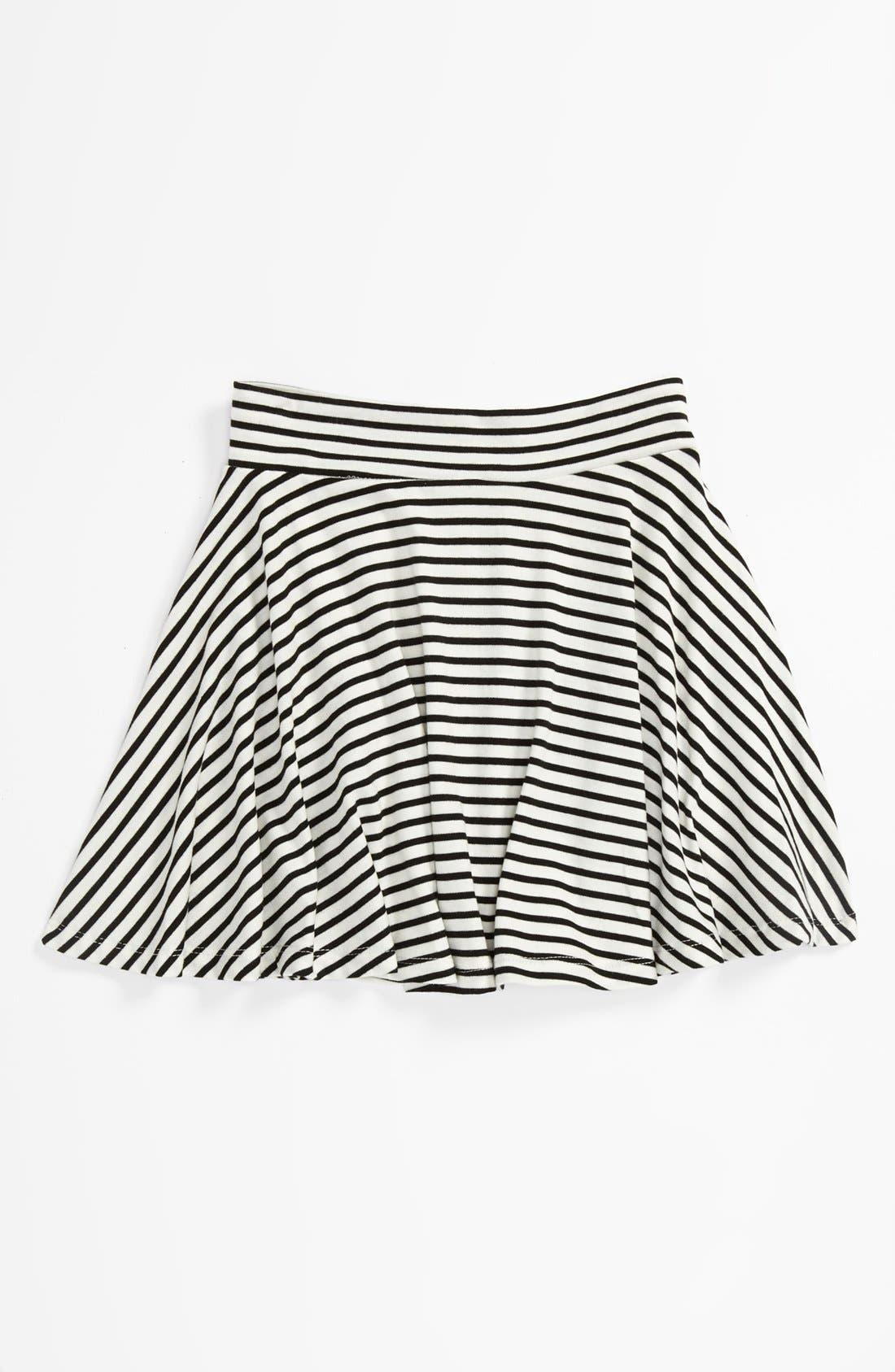 Main Image - Mia Chica Skater Skirt (Big Girls)