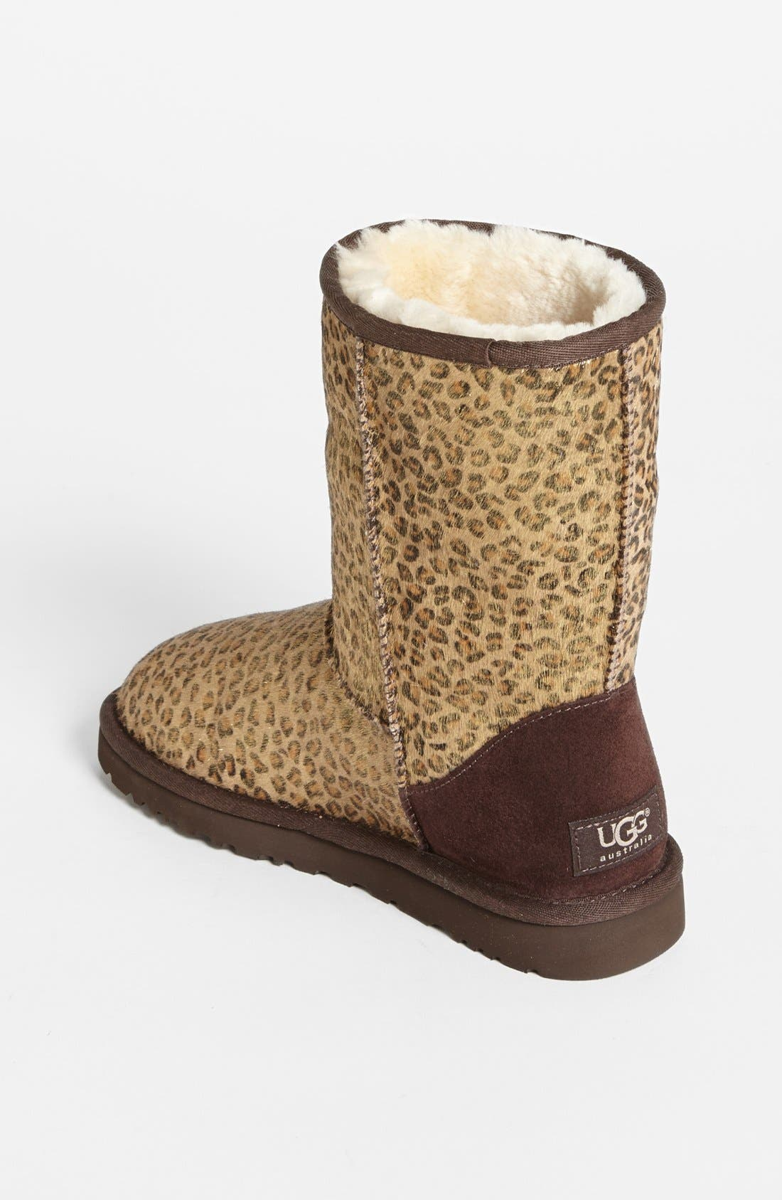 Alternate Image 2  - UGG® Australia 'Classic Short Exotic' Boot (Nordstrom Exclusive)