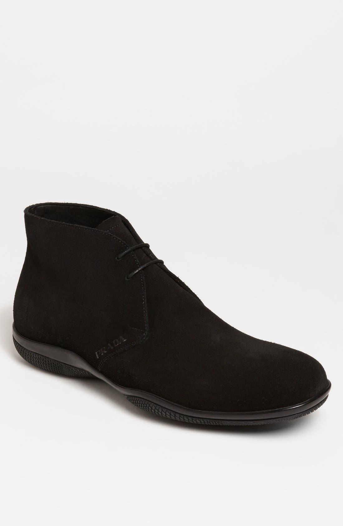 Alternate Image 1 Selected - Prada 'Toblac' Chukka Boot