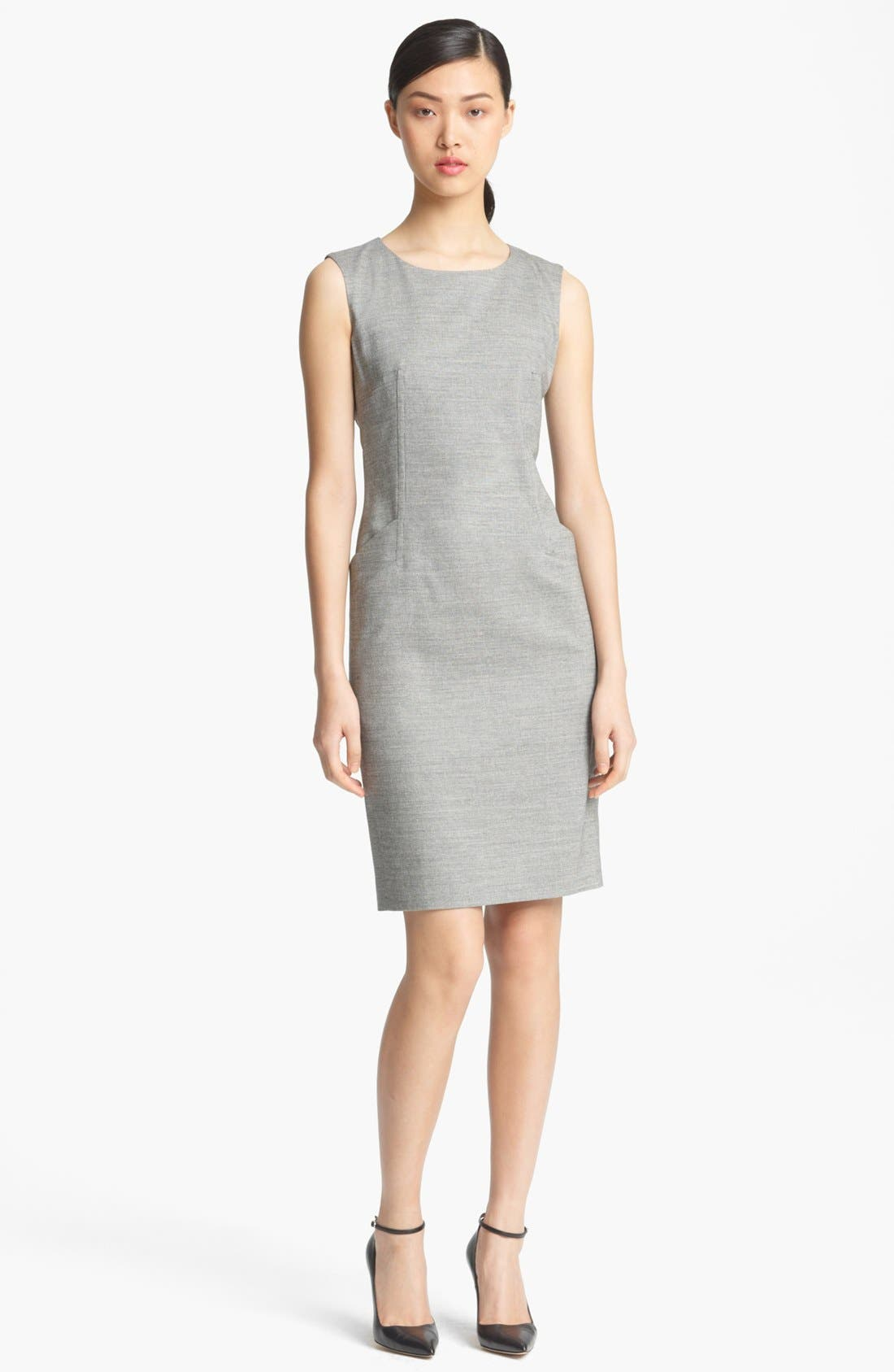 Alternate Image 1 Selected - Max Mara 'Albi' Sleeveless Dress
