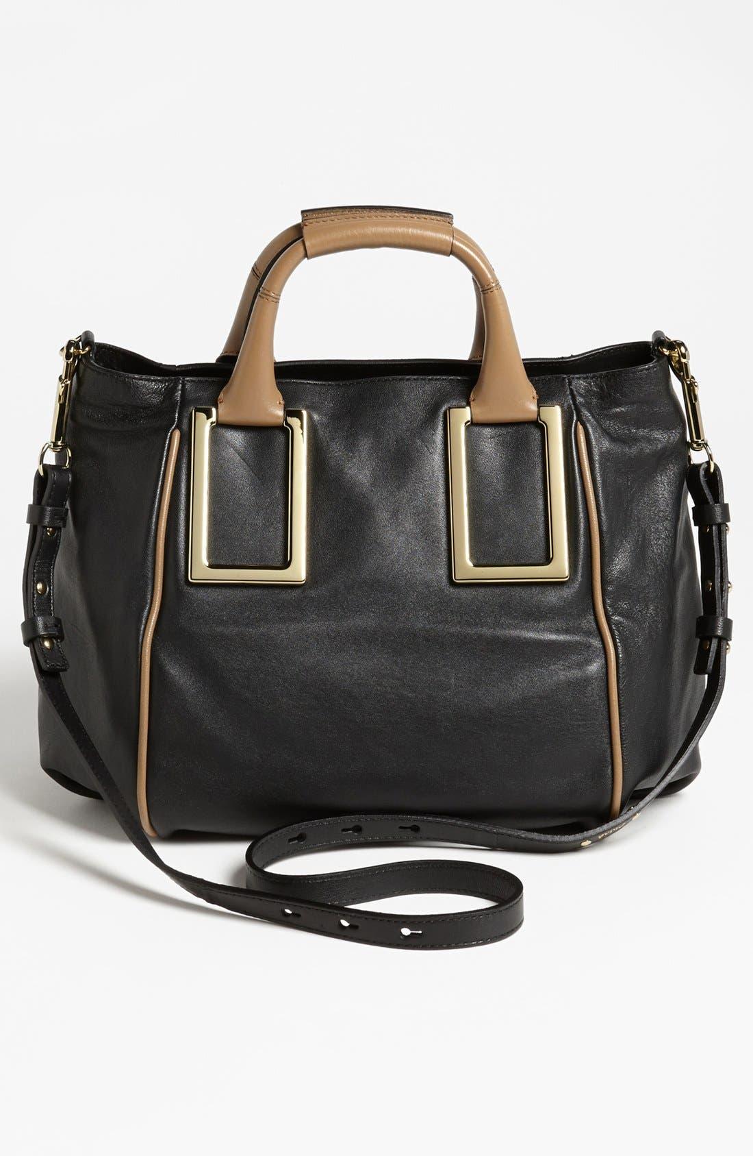 Alternate Image 4  - Chloé 'Ethel - Medium' Leather Tote