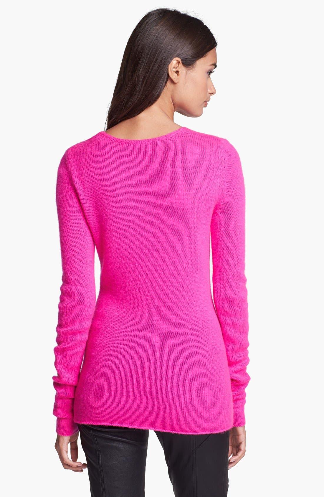 Alternate Image 2  - Diane von Furstenberg 'Niseko' Cashmere Sweater