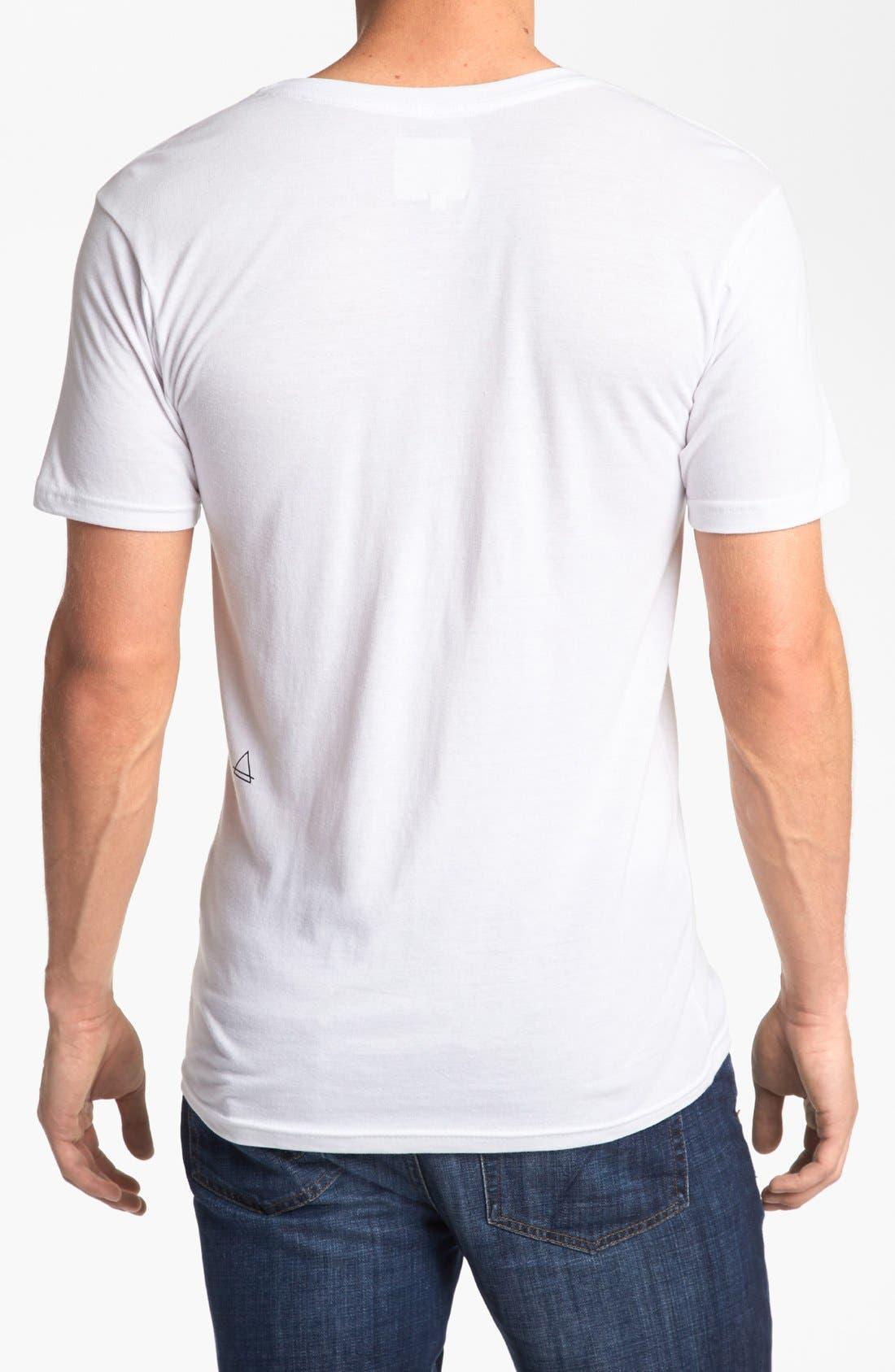 Alternate Image 2  - ELEVENPARIS 'Shocab' T-Shirt