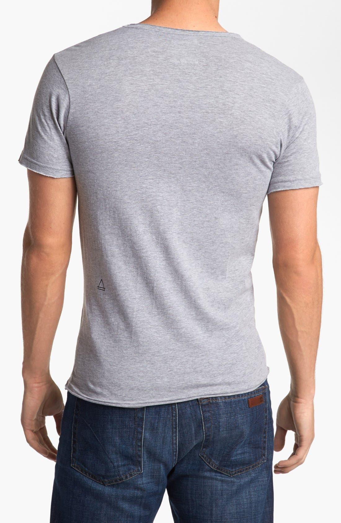 Alternate Image 2  - ELEVENPARIS 'El Bandito' V-Neck T-Shirt