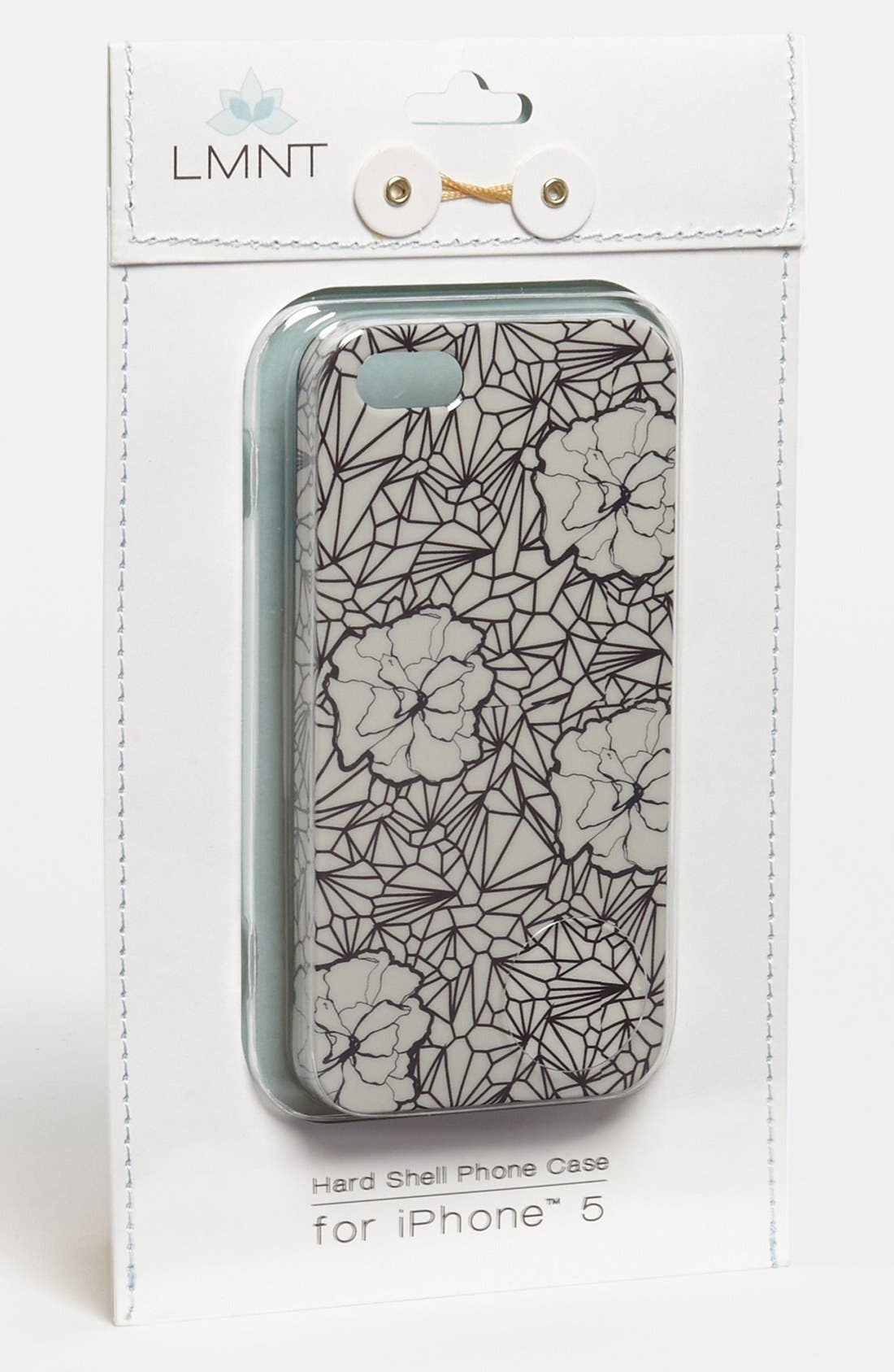 Alternate Image 1 Selected - Audiology 'Lacy Floral' iPhone 5 Case