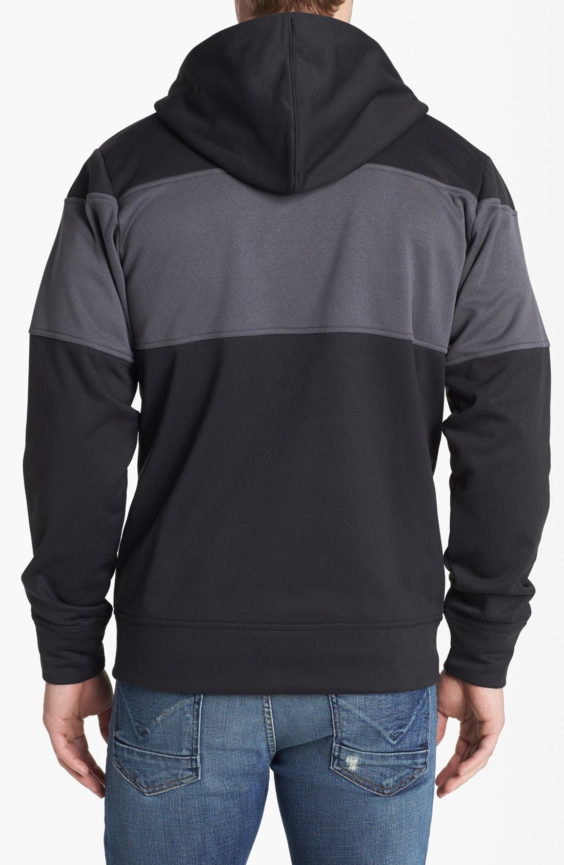 Alternate Image 2  - The North Face 'Peak Dome' Zip Hoodie