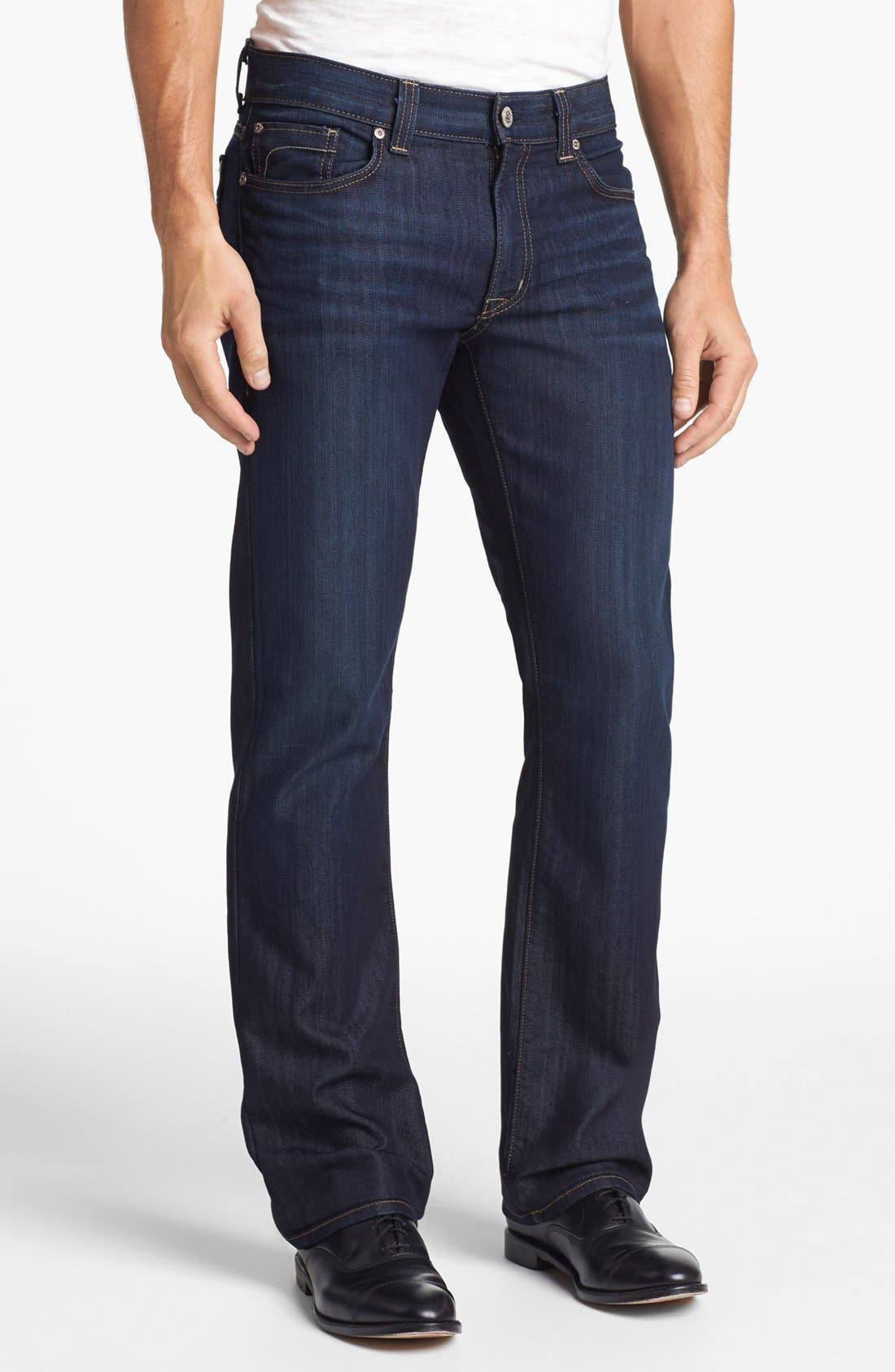 50-11 Relaxed Fit Jeans,                         Main,                         color, Calvary