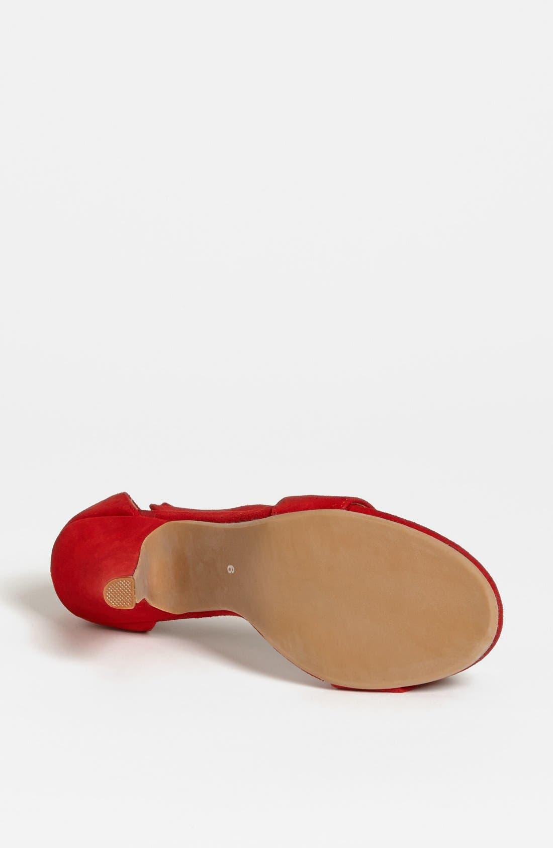 Alternate Image 4  - Jeffrey Campbell 'Foxtrot' Sandal