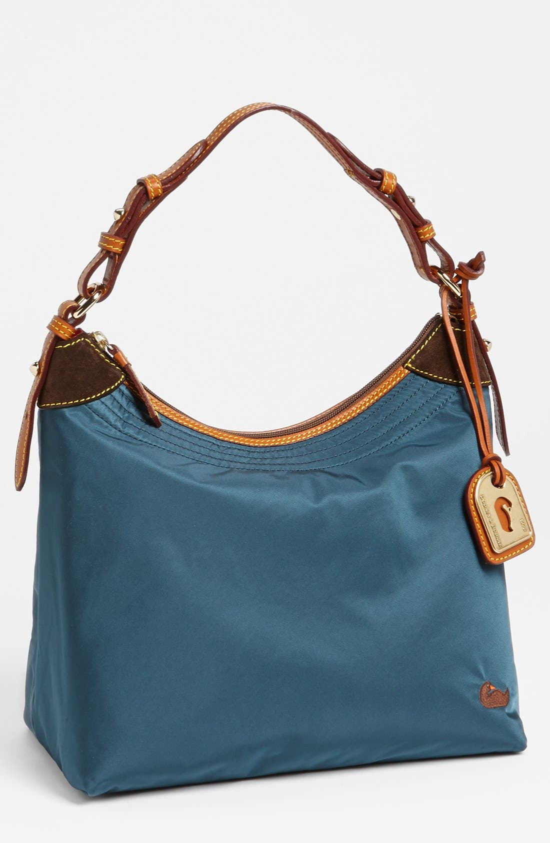 Main Image - Dooney & Bourke 'Erica Sport Sac - Large' Nylon Hobo