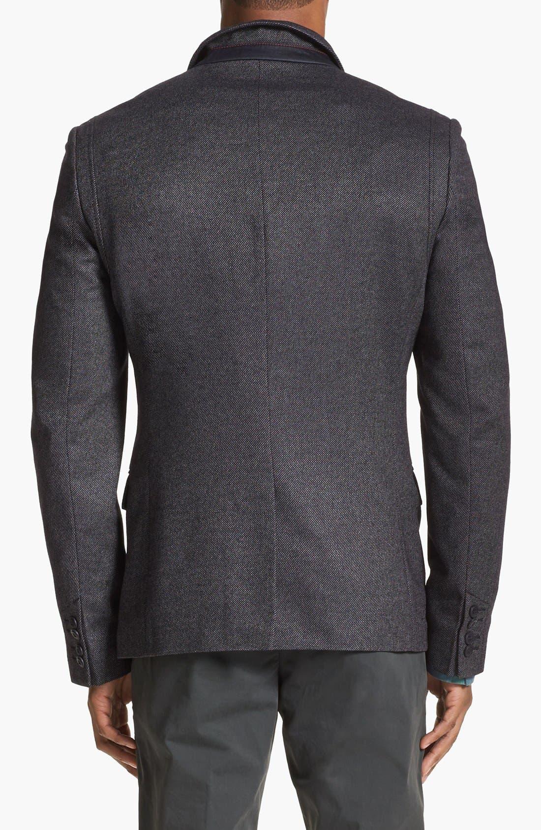 Alternate Image 3  - HUGO 'Adgar' Twill Sportcoat