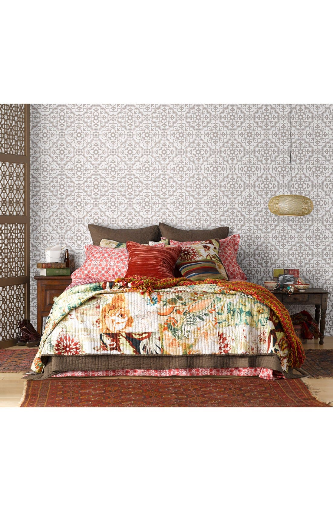 Alternate Image 2  - Tracy Porter® For Poetic Wanderlust® 'Michaila' Print Cotton Sham
