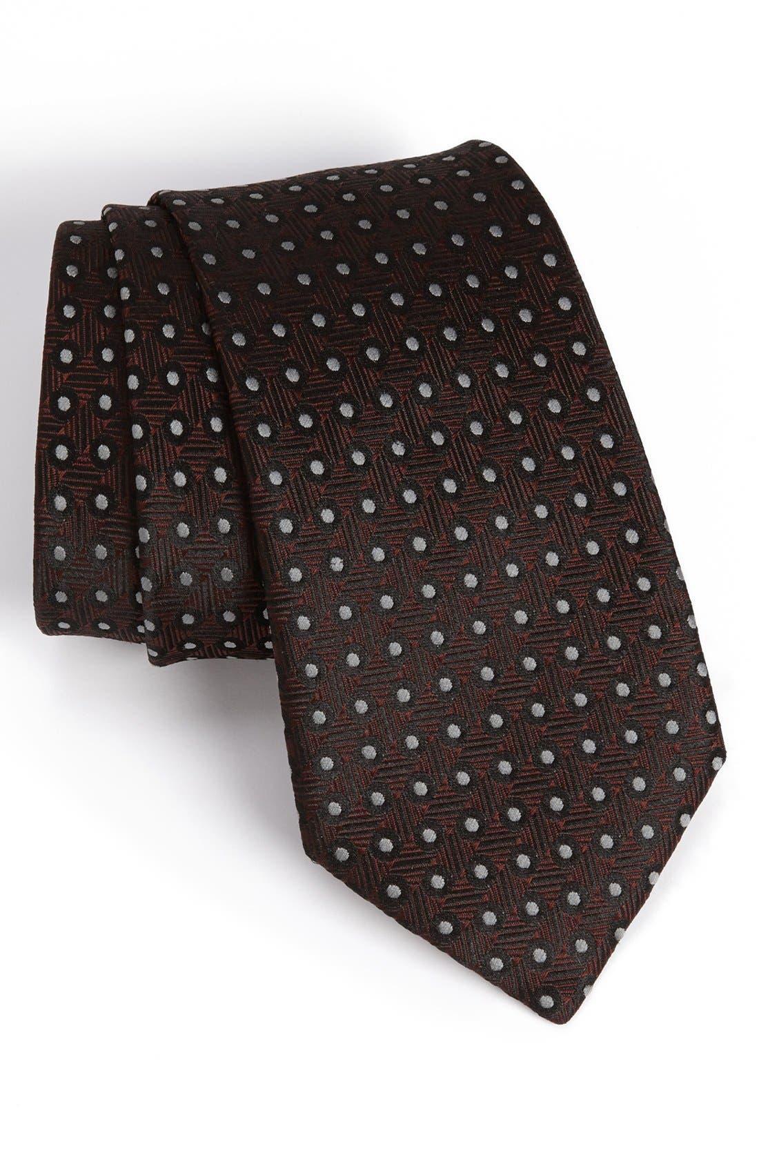 Main Image - Z Zegna Woven Tie