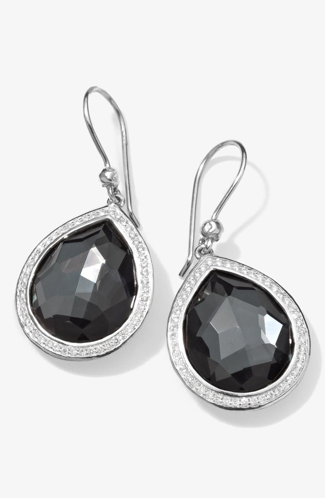 Alternate Image 1 Selected - Ippolita 'Stella' Large Teardrop Earrings