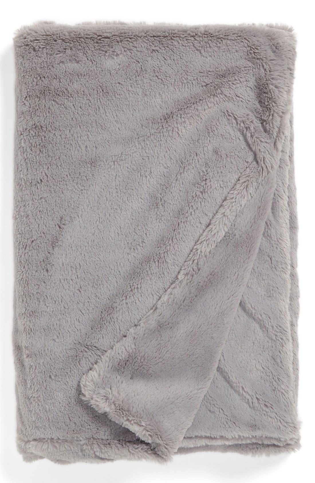 Alternate Image 1 Selected - Inphant Elefant 'Silky' Throw Blanket