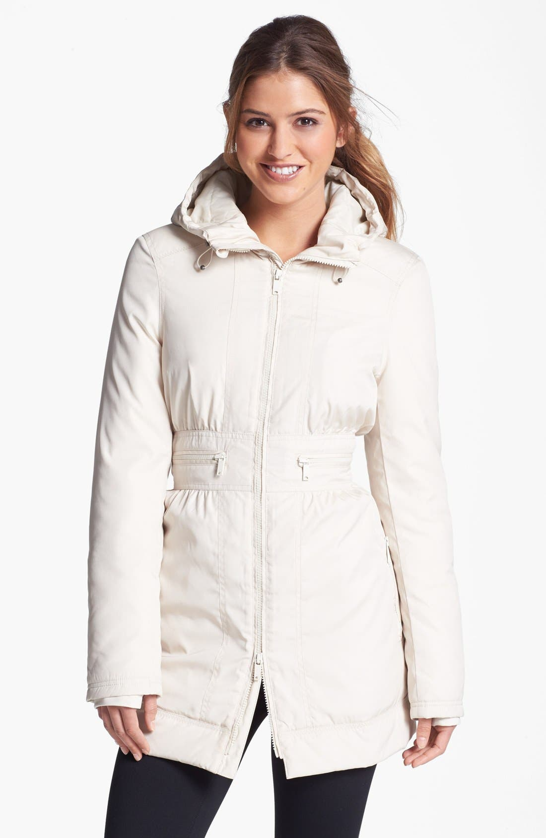 Alternate Image 1 Selected - Zella 'Montreal Luxe' Insulated Parka