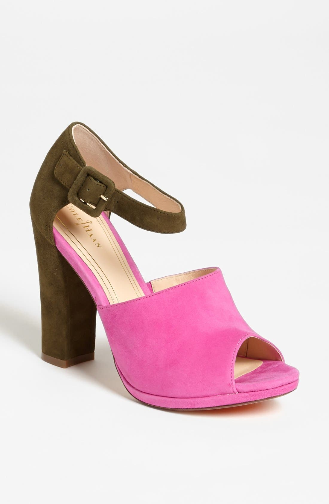 Alternate Image 1 Selected - Cole Haan 'Chelsea' Open Toe Sandal