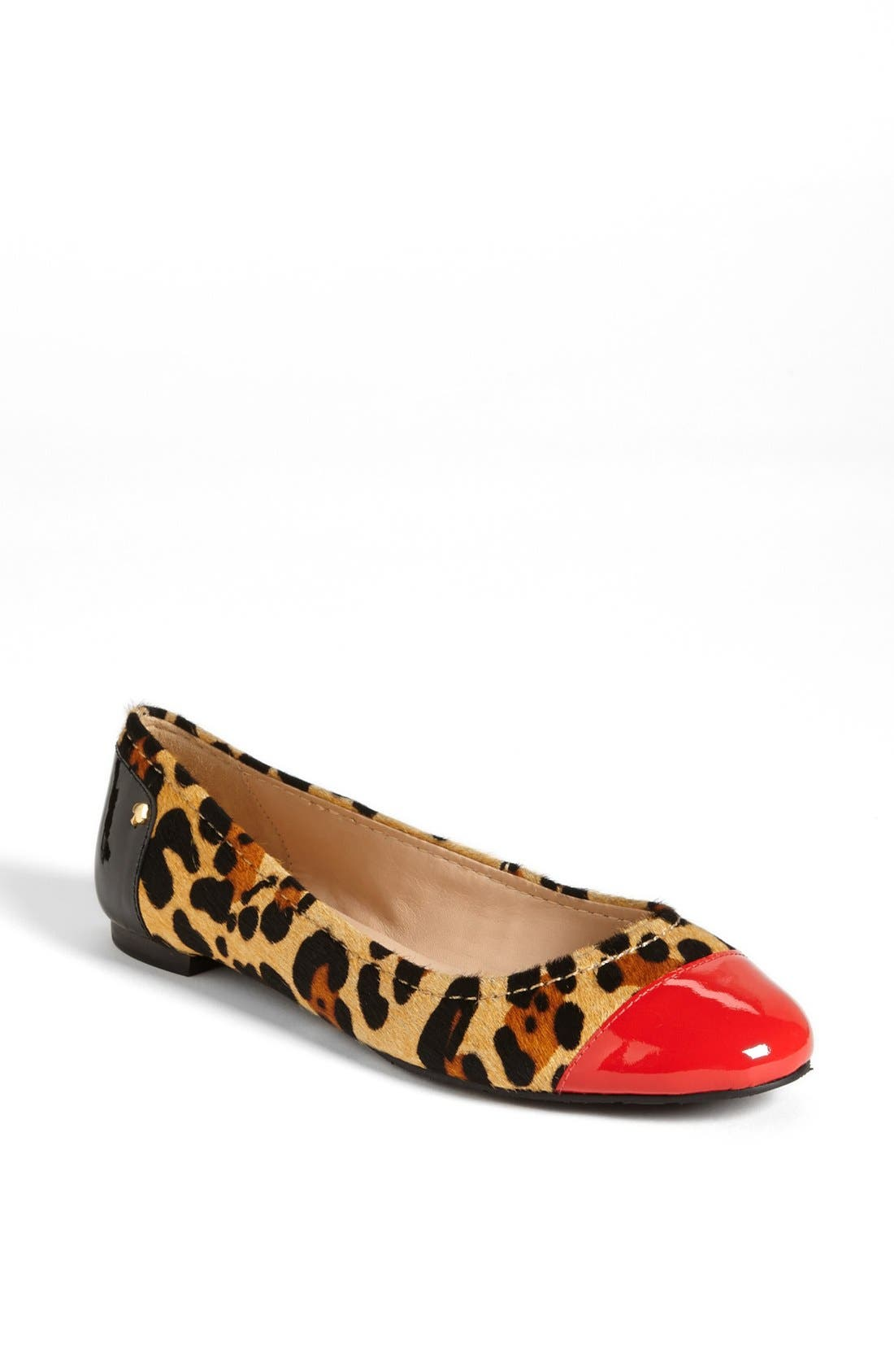 Alternate Image 1 Selected - KATE SPADE TERRY FLAT