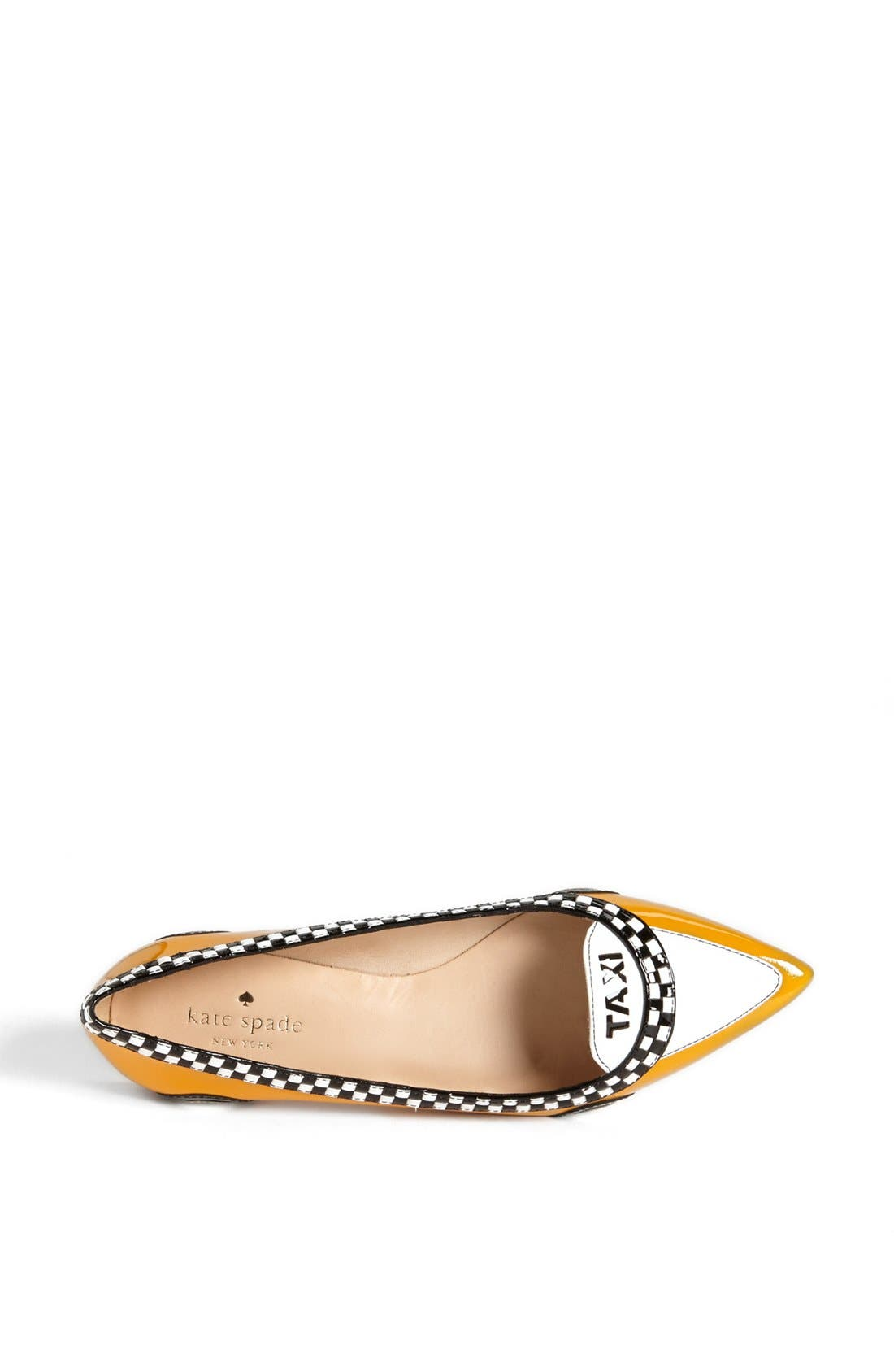 Alternate Image 3  - kate spade new york 'go' flat
