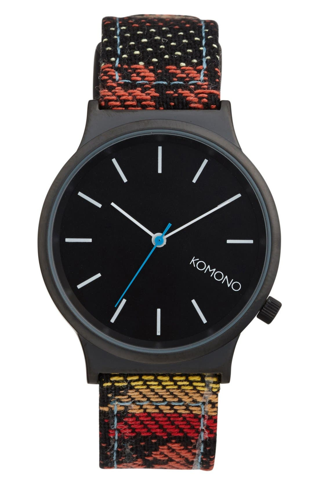 Alternate Image 1 Selected - Komono 'Wizard' Watch, 37mm
