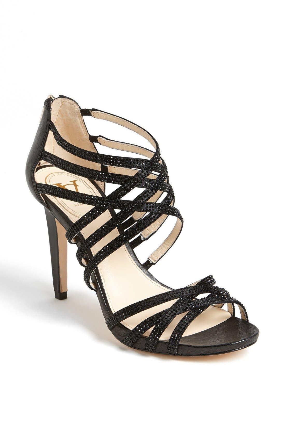 Alternate Image 1 Selected - VC Signature 'Brigitte' Sandal