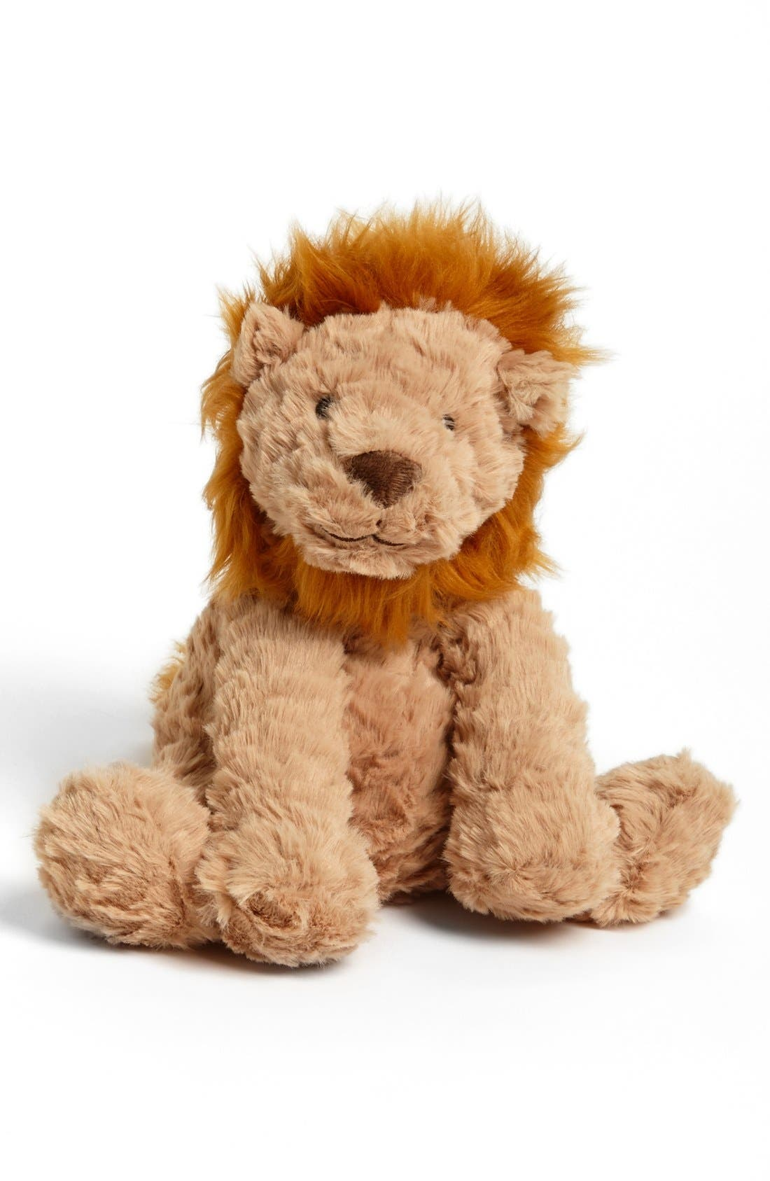 Alternate Image 1 Selected - Jellycat 'Fuddlewuddle Lion' Stuffed Animal