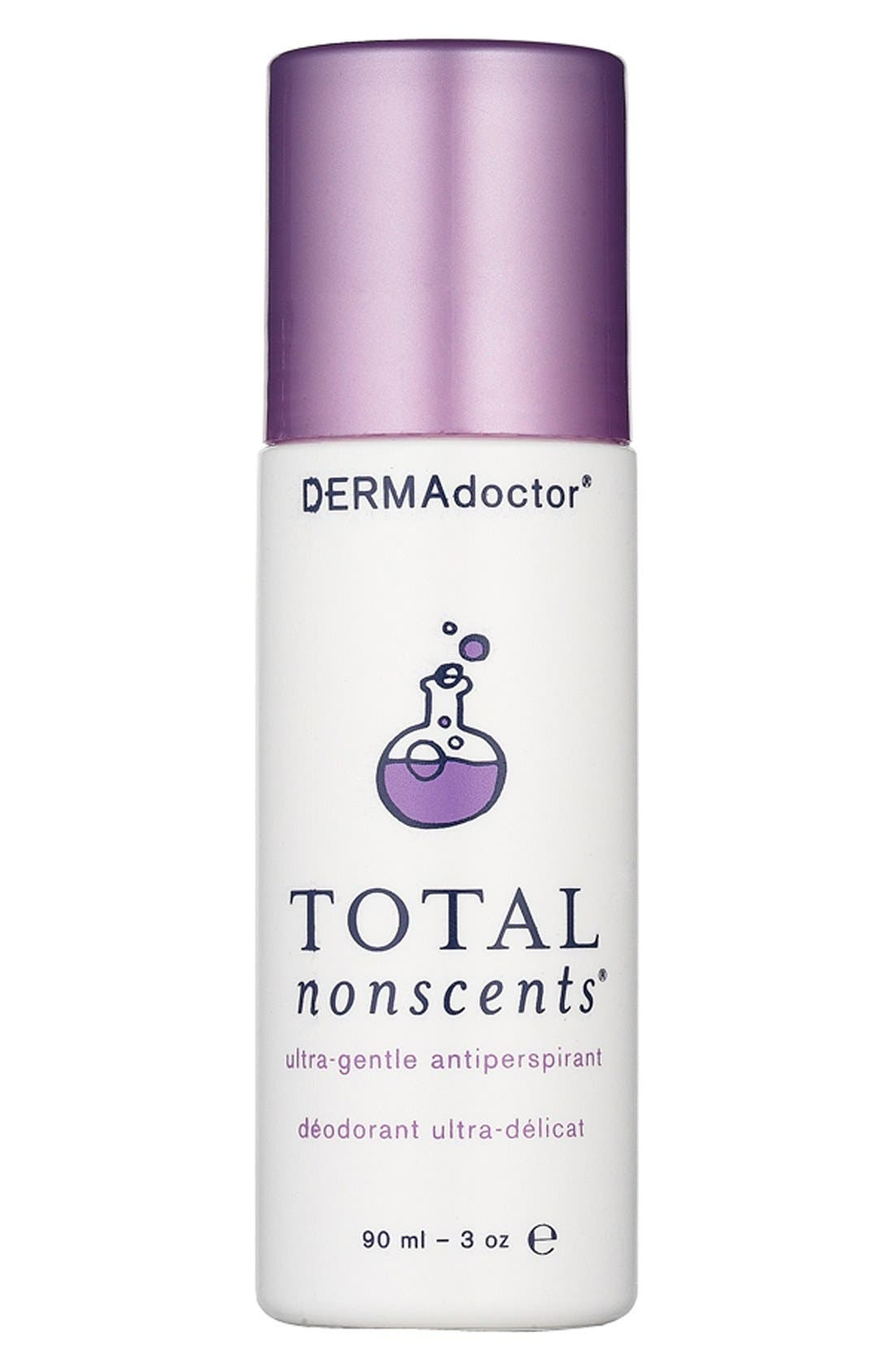DERMAdoctor® 'Total Nonscents®' Ultra-Gentle Antiperspirant