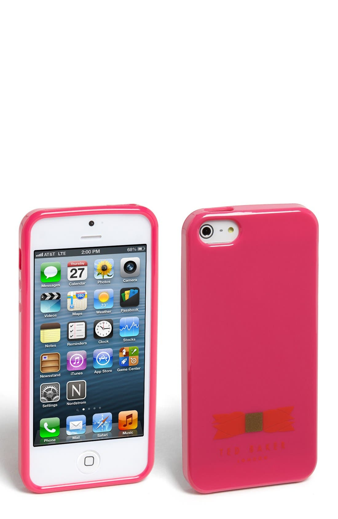 Main Image - Ted Baker London 'Sweet Talking' iPhone 5 Case