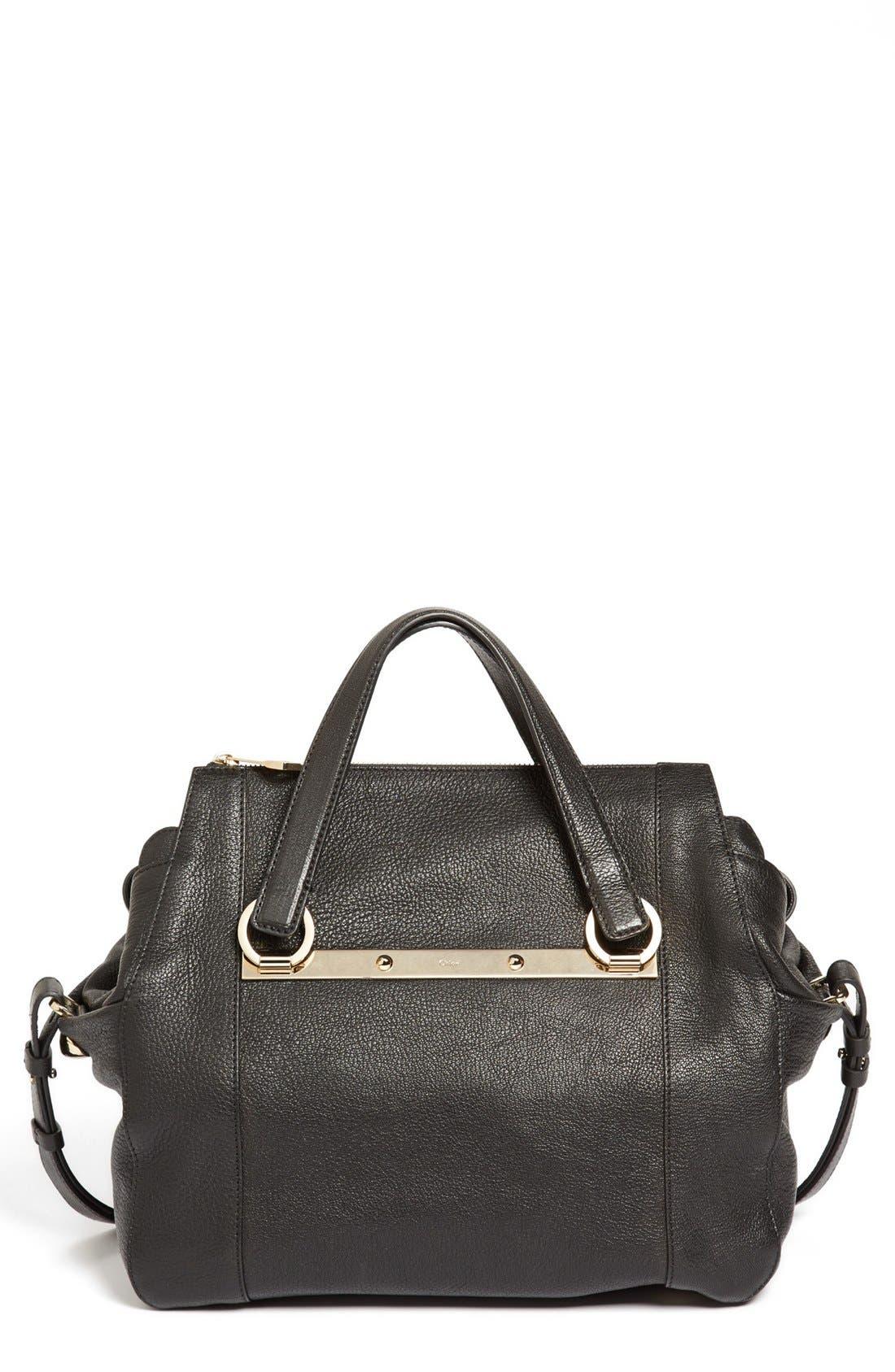 Main Image - Chloé 'Bridget - Small' Shoulder Bag