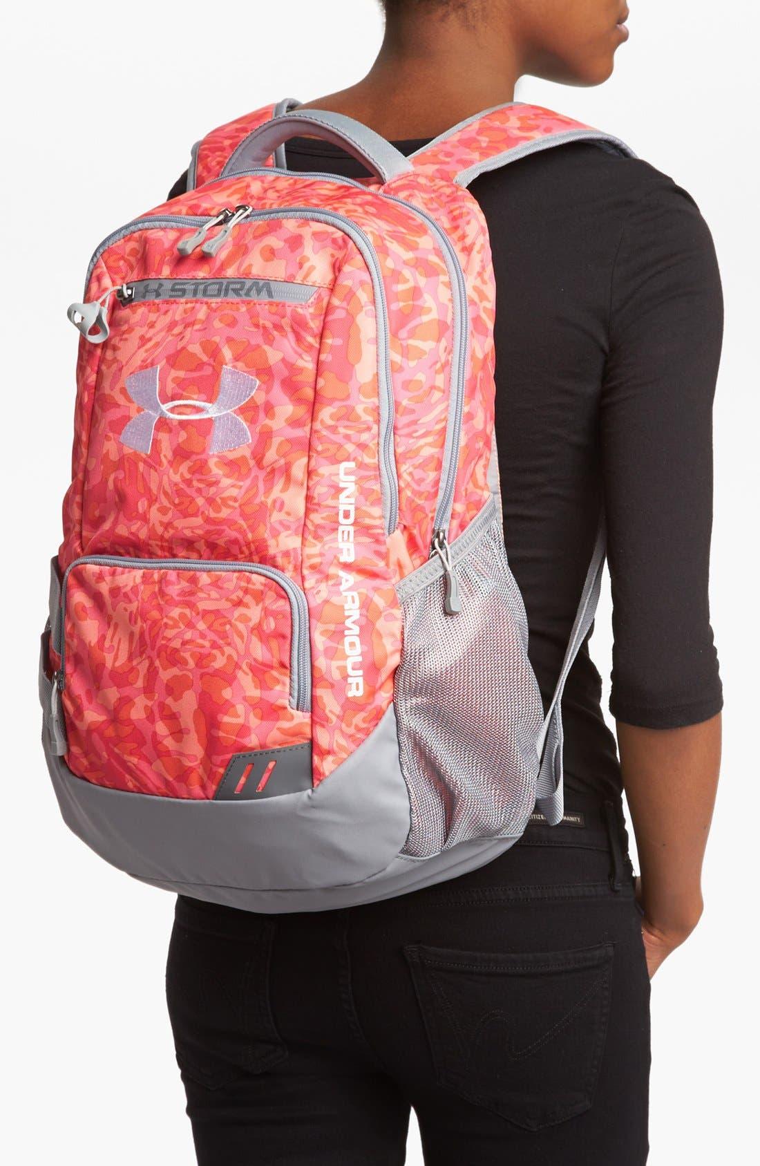 Alternate Image 4  - Under Armour 'Hustle' Backpack